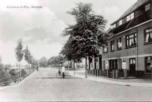 kruising Bloemhofstraat