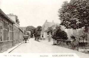 Dorpstraat in 1906