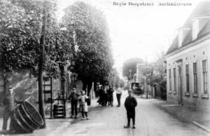 begin Dorpstraat