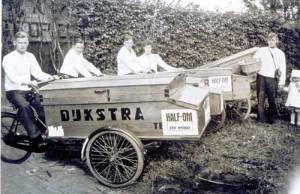 Broodventers Dijkstra