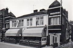 Hotel Centraal nabij Aarkade