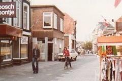 richting Hooftstraat
